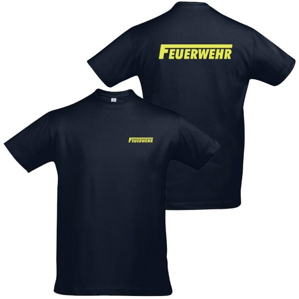 """T-Shirt """"Feuerwehr"""", Arbeitsbekleidung"""