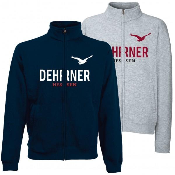 """Sweat Jacke """"Dehrner"""" Unisex für Erwachsene"""