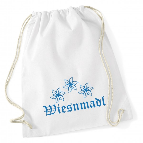 "Turnbeutel ""Wiesnmadl"""