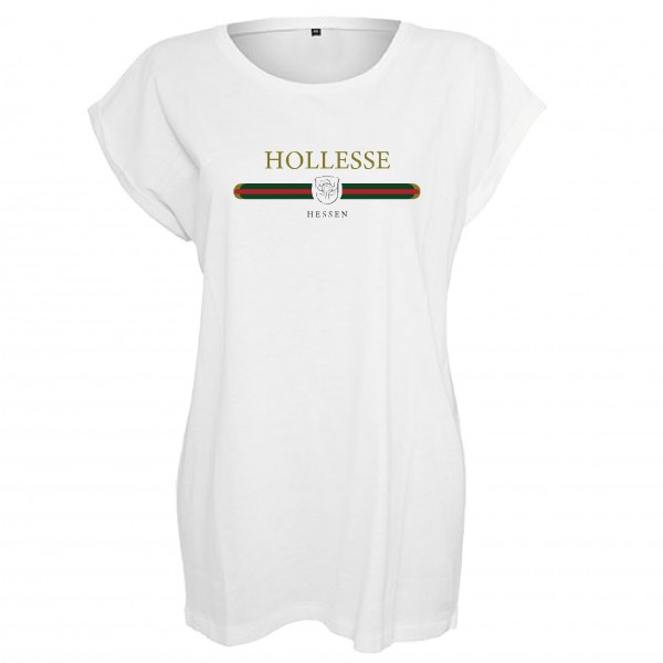 "T-Shirt ""Hollesser"" edel, Damen"