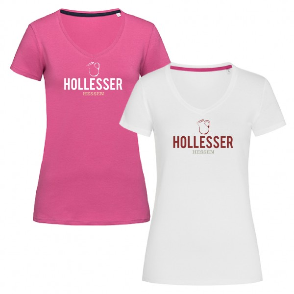 "T-Shirt ""Hollesser Original"" Damen"