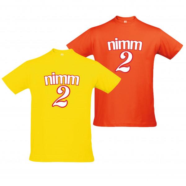 "T-Shirt ""Nimm2"""
